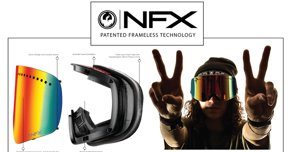 Dragon NFX Snow Goggles