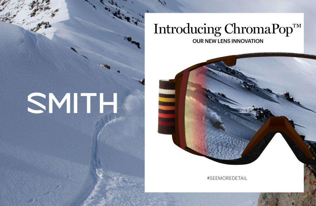Smith ChromaPop Goggles