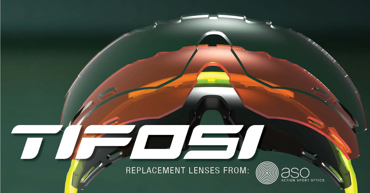 Tifosi Replacement Lenses