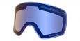 Dragon NFXS Replacement Lens Flash Blue