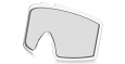 Oakley Line Miner Clear Lens