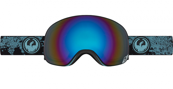 Dragon X2 Goggle 2017 w Polarized Lens