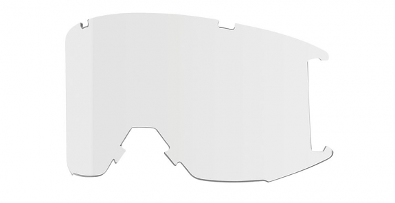 Smith Squad Clear Lens