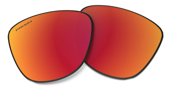 Oakley Frogskin Replacement Lens - Prizm