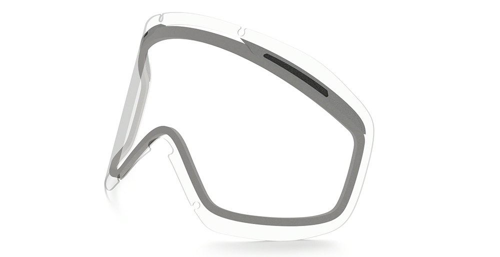 Oakley O Frame 2.0 XL Replacement Lens