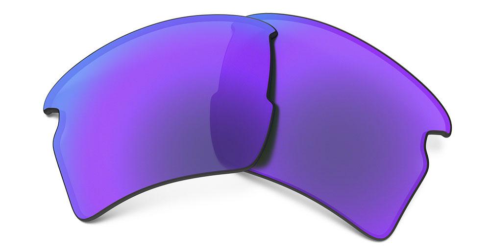 Oakley Repl. Lens Flak 2.0 XL Violet Iridium Polarized 6bxz05JW