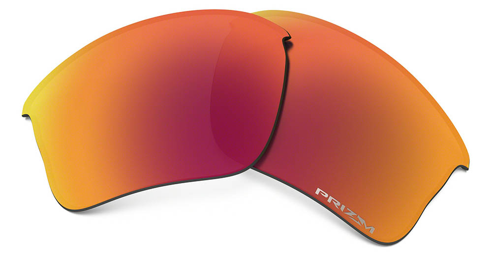d3efdf1e2e Oakley Flak Jacket XLJ Prizm Replacement Lens