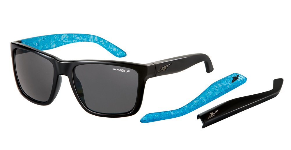 Glasses Frames With Interchangeable Arms : ARNETTE Eyewear Witch Doctor Sunglasses w Customizeable ...