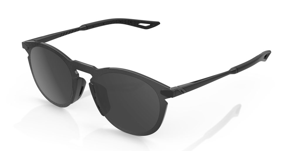 100% Legere Round Sunglasses