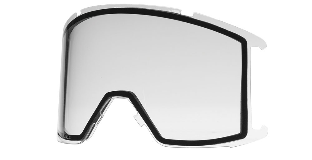 Smith Squad XL Clear Lens