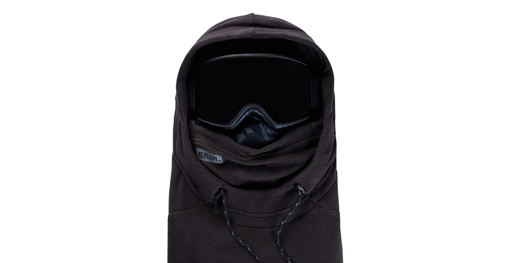 Anon Womens MFI Fleece Helmut Hood