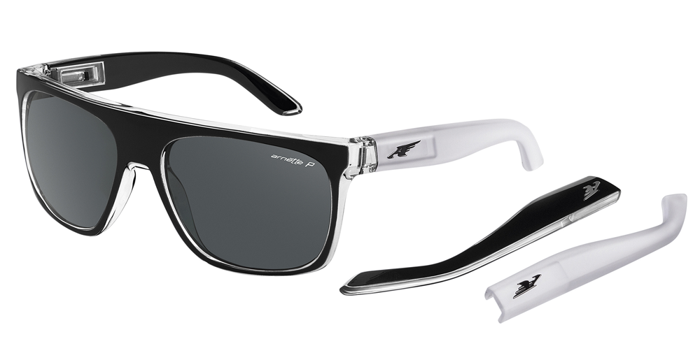 Arnette Squaresville Polarized Sunglasses- Arnette Aces Collection