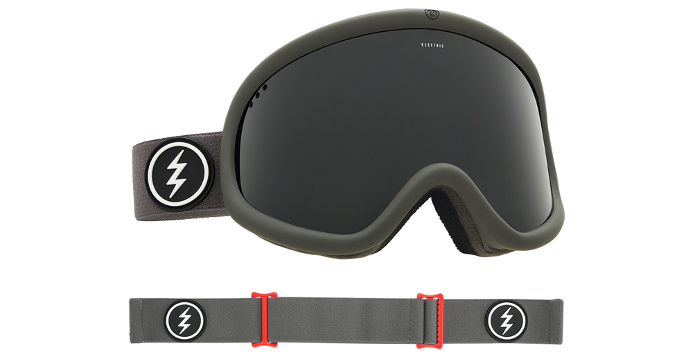 Electric Charger XL Goggle - 2018