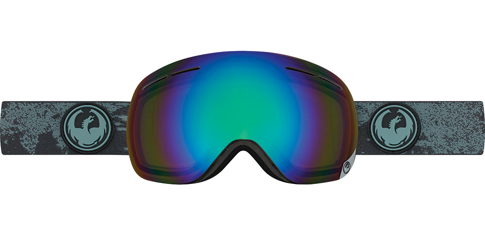Dragon X1S Goggle 2017 w Polarized lens