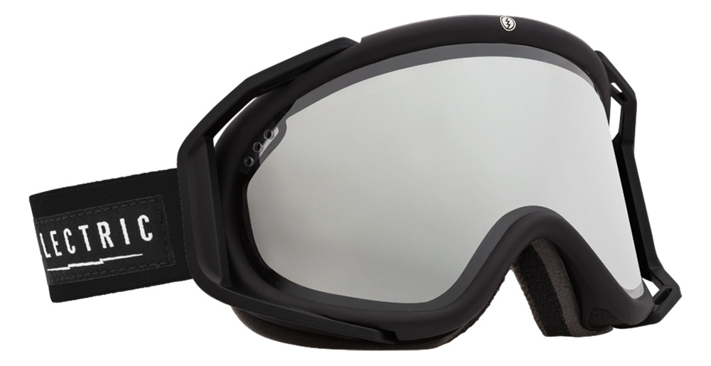Electric Rig Goggles with Bonus Low Light Lens Included