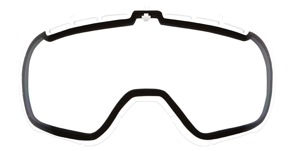 Spy Marshall Clear Lens