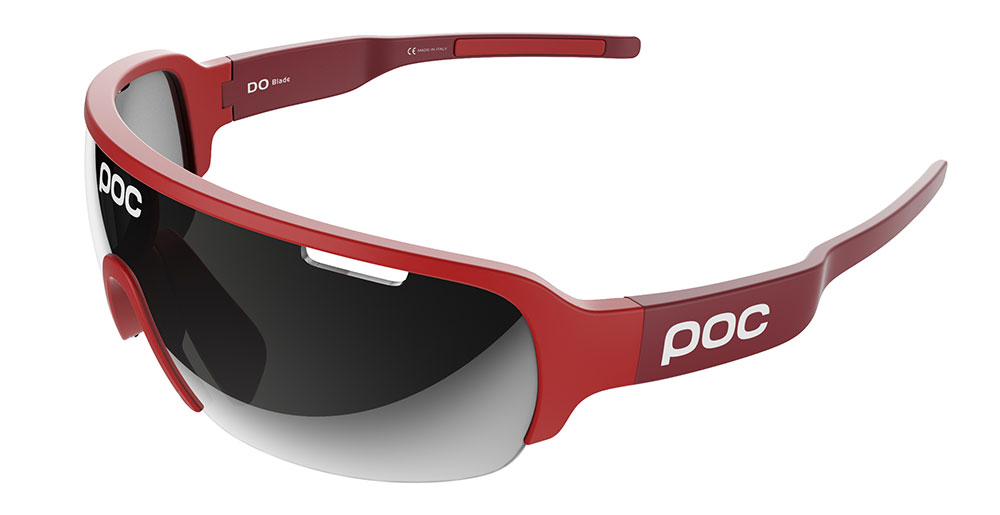 Poc Do Half Blade Performance Sunglasses