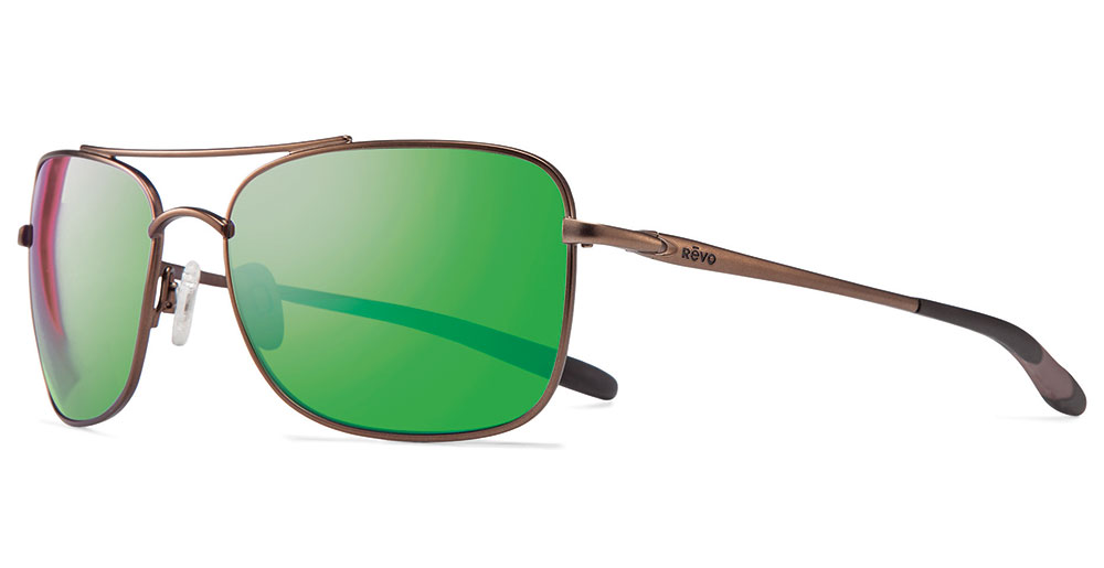 Revo Territory Polarized Sunglasses