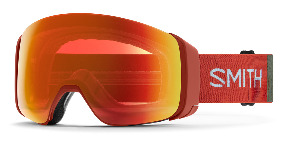 Smith 4D Mag ASIAN FIT Goggle