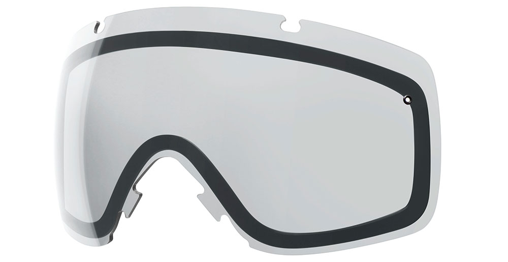 Smith I/O Goggle Clear / Yellow  Replacement Lens