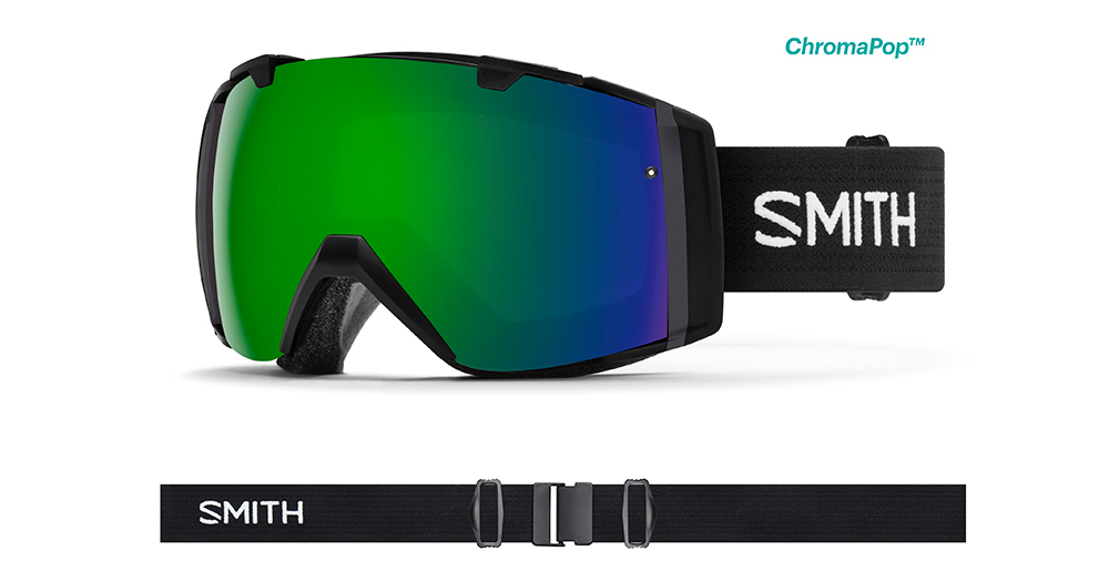 Smith I/O Goggles 2019 - ChromaPop