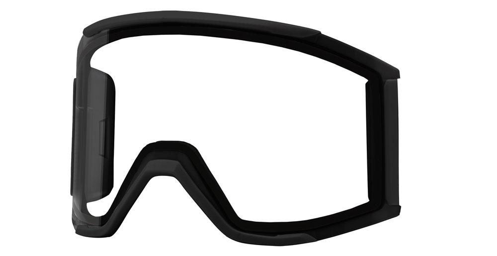 Smith Squad Mag Clear Lens