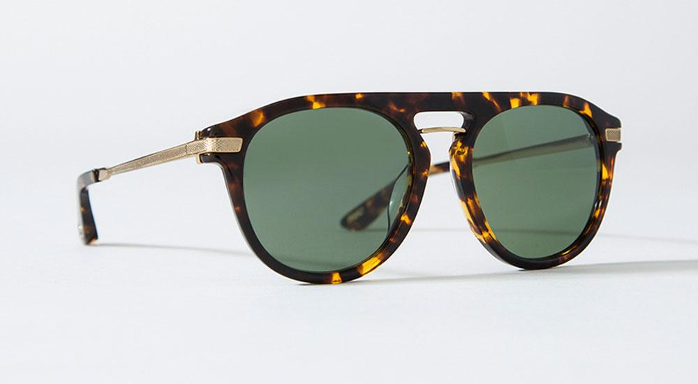 Stussy Bruno Sunglasses w Premium Mineral Glass Lens