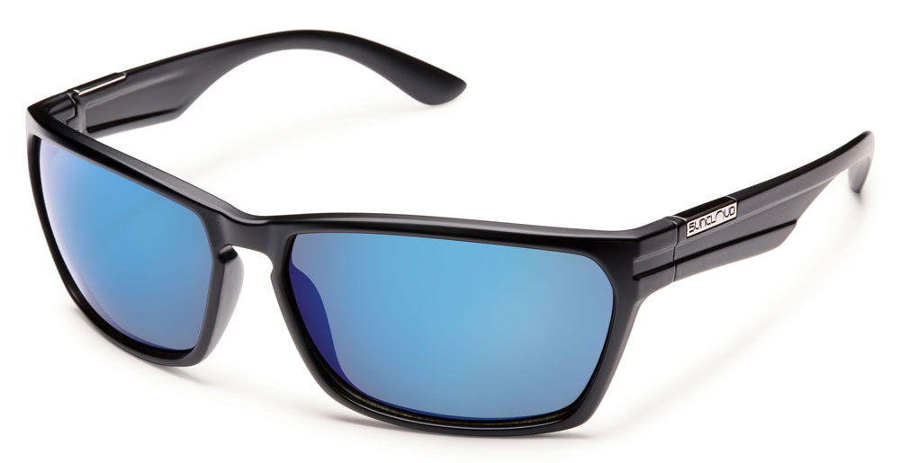 Suncloud Cutout Polarized Sunglasses