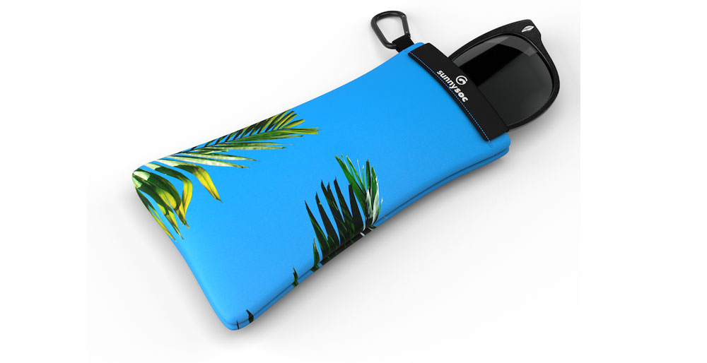Sunnysoc Sunglass Case