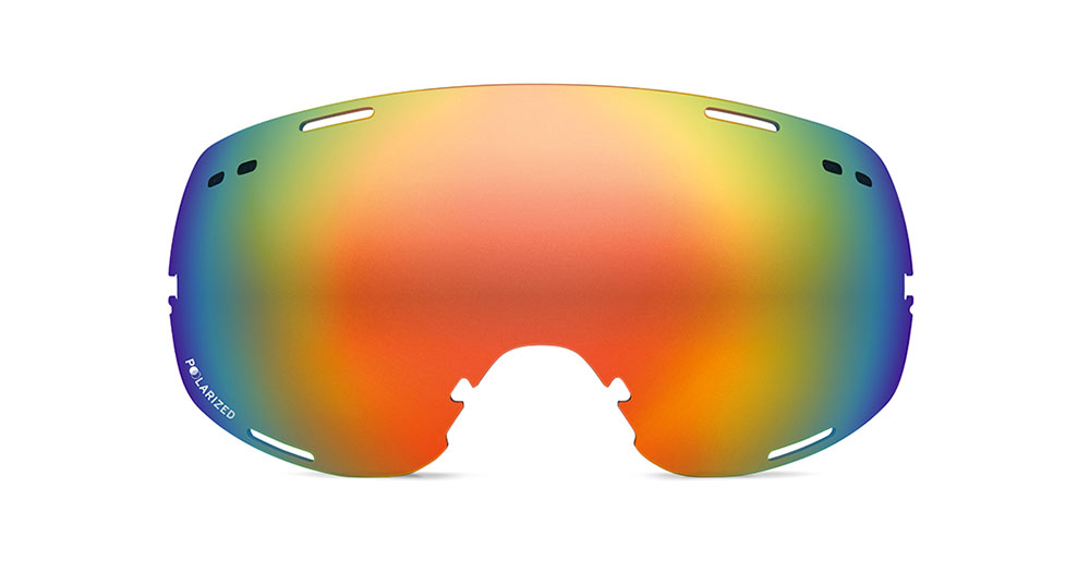 Zeal Forecast Replacement Lens - Polarized